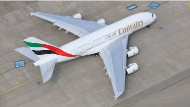 Read more: Emirates to receive final A380 in November