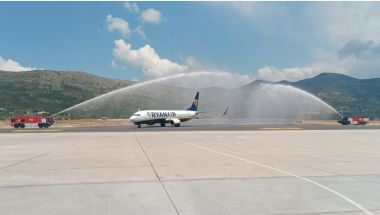Read more: First arrival of Ryanair to Dubrovnik