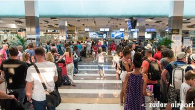 Read more: Zadar Airport: Record high number of passangers in July