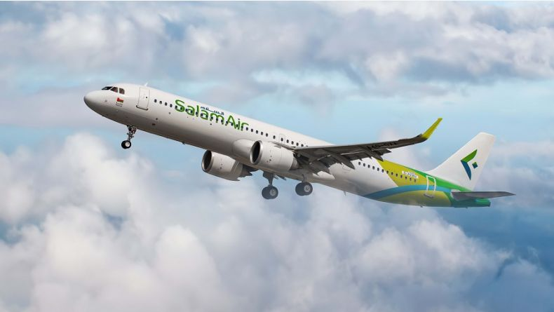 Read more: SalamAir takes delivery of the first A321neo aircraft in Oman Market
