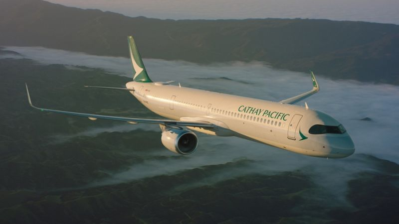 Cathay Pacific Airbus A321neo