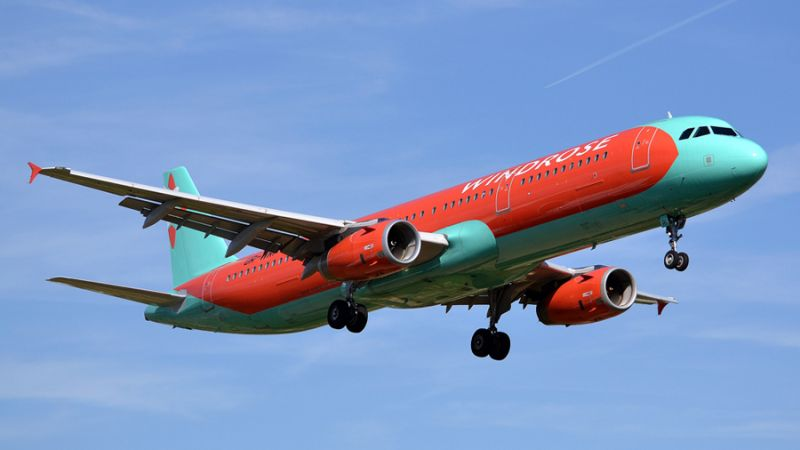 Windrose Airlines Airbus A321